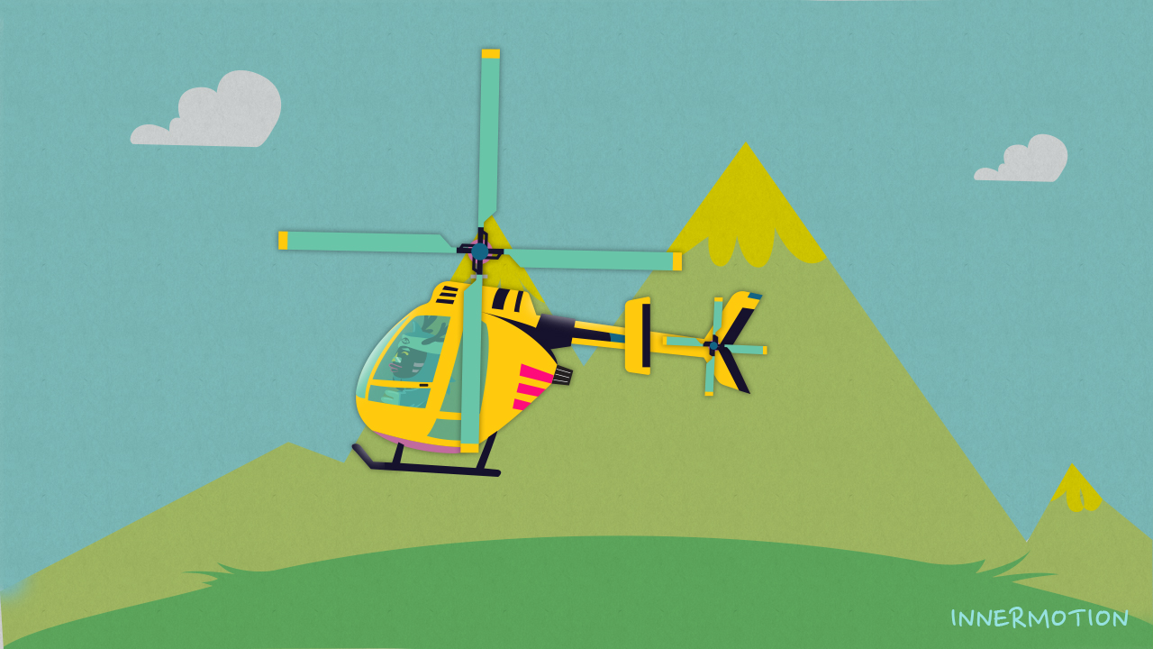 3D예제03_Helicopter